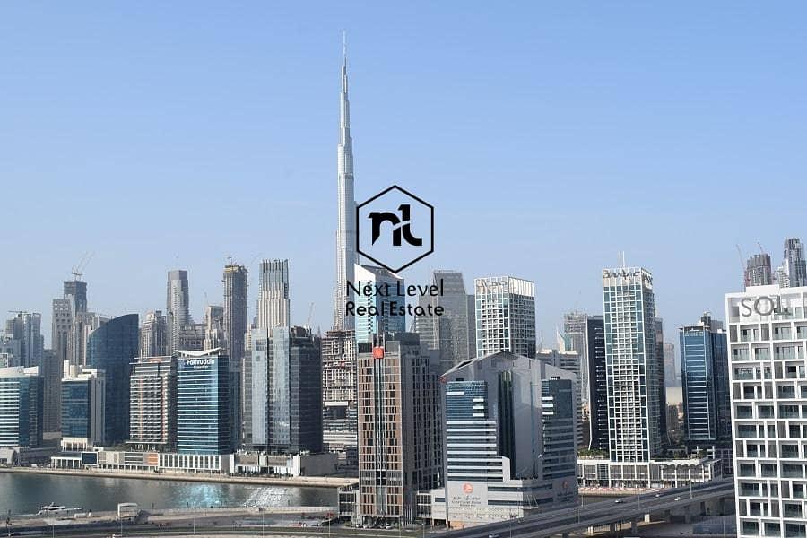 Huge Full Floor /Shell & Core / Burj Khalifa View
