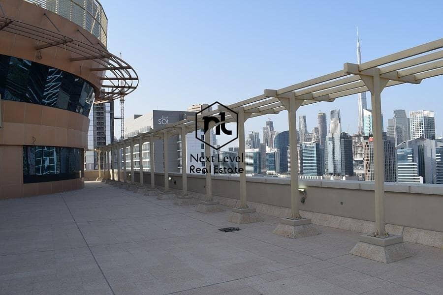 16 Huge Full Floor /Shell & Core / Burj Khalifa View