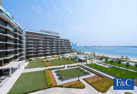1 Bedroom Flat for Rent in Palm Jumeirah, Dubai - 1 BD+ Maid's Room | Brand New| Sea View
