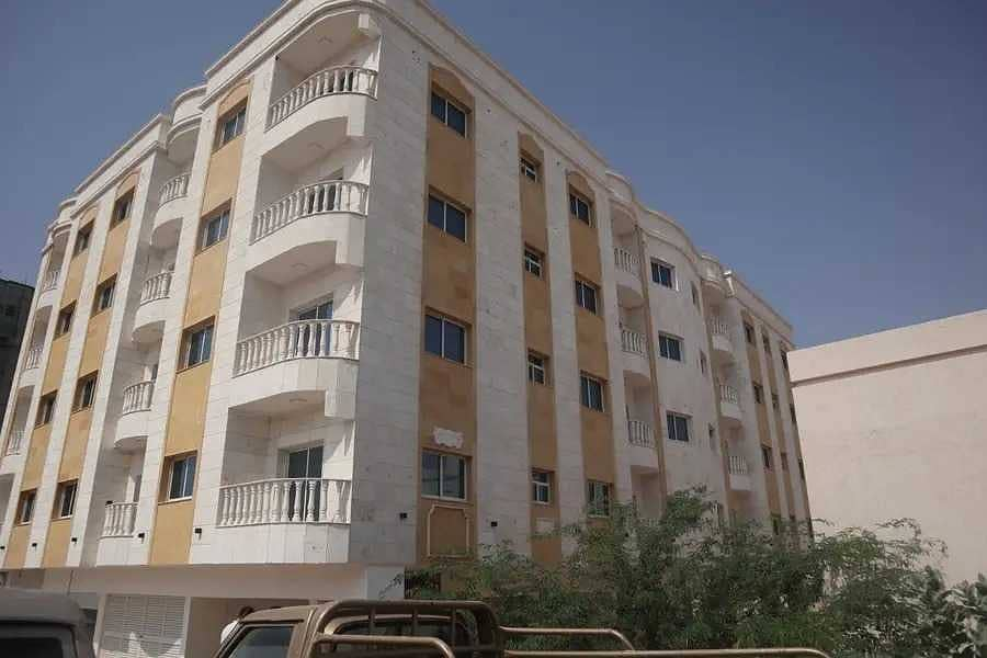 For sale a building in Al-Rawda 1 area, the land area is approximately 12000 feet, ground and 4 floors