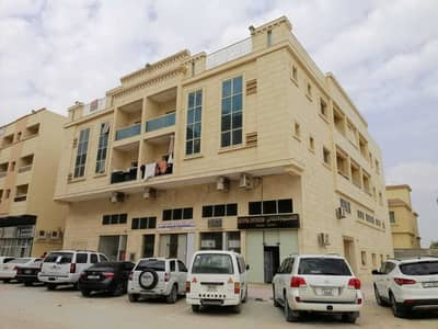 Building for Sale in Al Mowaihat, Ajman - Building for sale in Al Mowaihat area Opposite to Ajman Academy and Choueifat School Building area 10,000 sq age 2 years