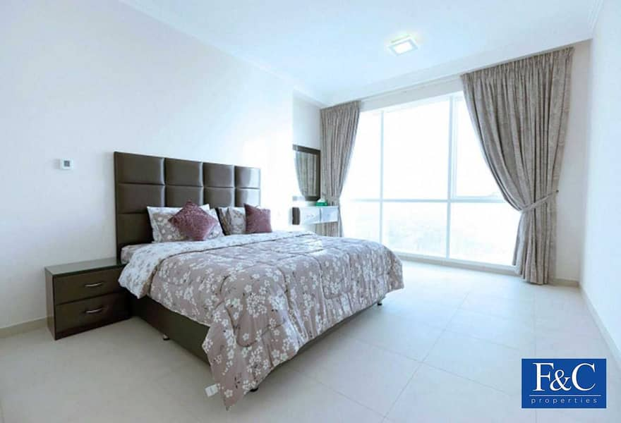 2 Large Unit | 2BR+Maids | High Floor | Sea View