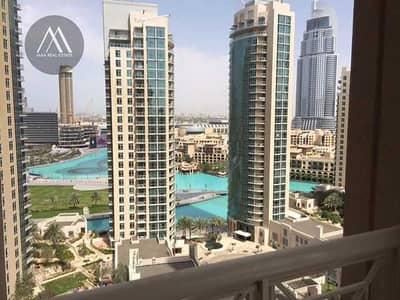 2 Bed  l Partial Burj Khalifa view