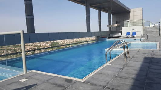 1 Bedroom Apartment for Rent in Dubai Sports City, Dubai - Low Floor   Chiller Free   White Goods