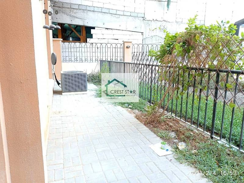 Spacious 2 bedrooms with big balcony for sale in JVC