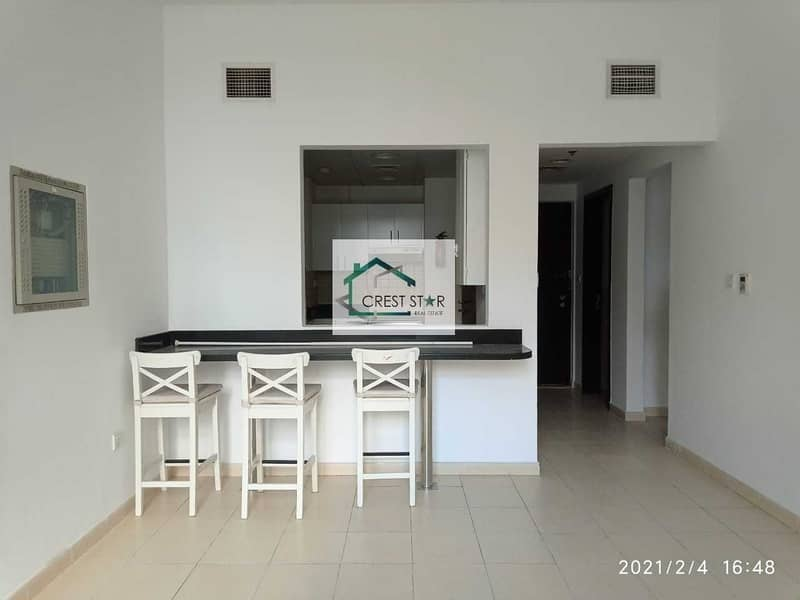2 Spacious 2 bedrooms with big balcony for sale in JVC