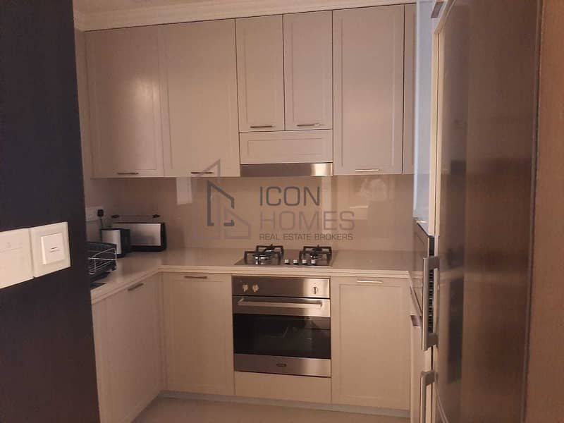 2 LUXURIOUS FULLY FURNISHED 1BR   STUNNING FOUNTAIN VIEW