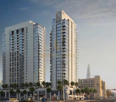 شقة 1 غرفة نوم للبيع في وسط مدينة دبي، دبي - شقة في برج بلفيو 1 أبراج بلفيو وسط مدينة دبي 1 غرف 1550000 درهم - 5365352