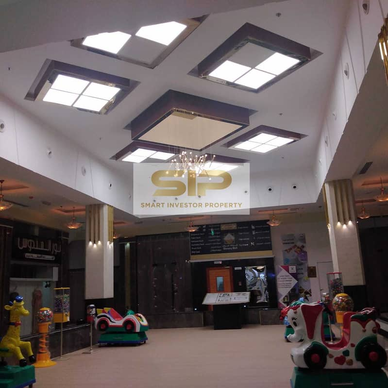 2 Coffee Kiosk available in one of Mall of Ajman on Prime location with 3 Months Free