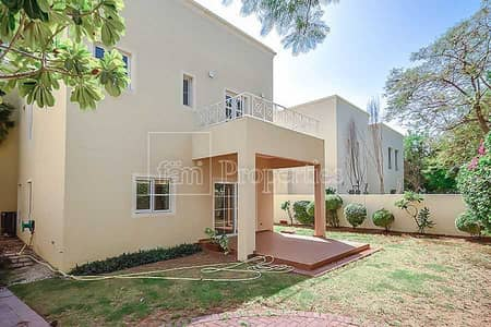 3 Bedroom Villa for Sale in The Lakes, Dubai - Landscaped Garden | Well Maintained | Tenanted