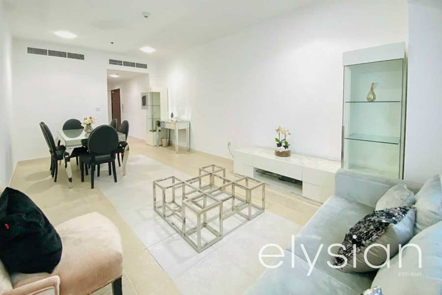 Modern | Spacious 2 Bedroom | Fully Furnished