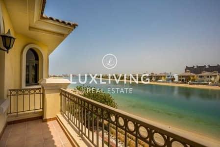 فیلا 4 غرف نوم للايجار في نخلة جميرا، دبي - Key in Hand|Stunning 4 Beds  I Garden Home Villa
