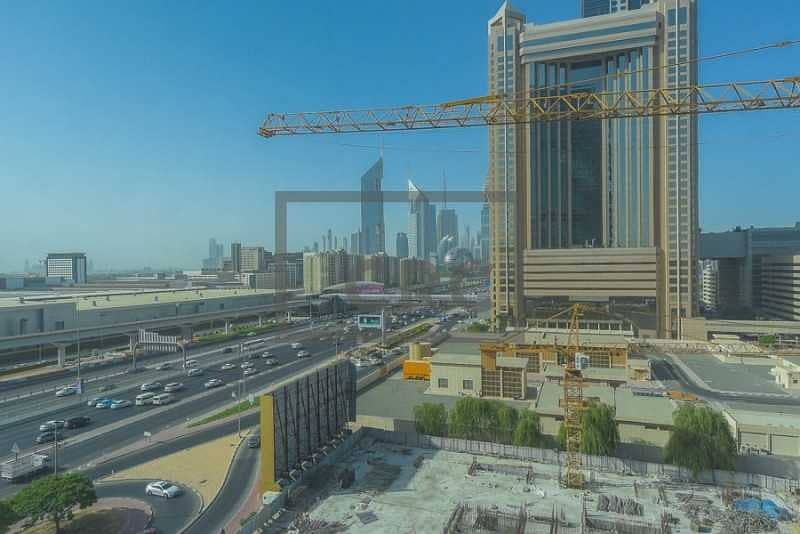 13 Sheikh Zayed Road | Close to Metro | Office