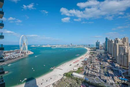 3 Bedroom Flat for Sale in Jumeirah Beach Residence (JBR), Dubai - Highly Upgraded   3 Bedrooms   Furnished