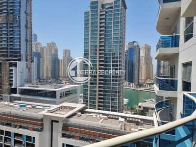 شقة 2 غرفة نوم للبيع في دبي مارينا، دبي - VACANT I UPGRADED I FACING MARINA