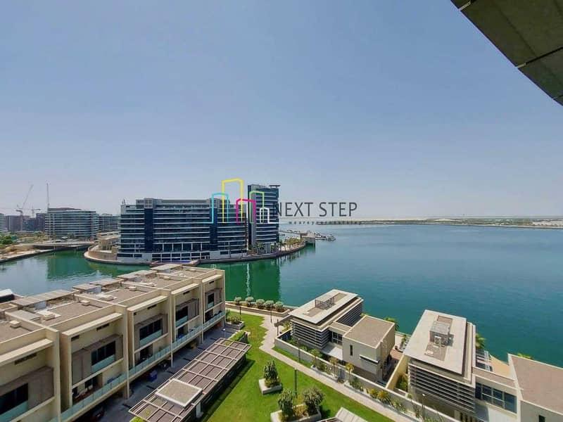 Spectacular Sea View 3BR Plus Maidsroom l Laundry Room l Balcony l 3 Parking Slot l Facilities l