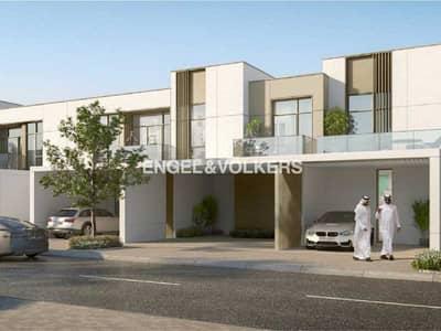 تاون هاوس 4 غرف نوم للبيع في المرابع العربية 3، دبي - Genuine Resale | Single Row | Biggest Plot
