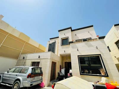 5 Bedroom Villa for Rent in Al Rawda, Ajman - Best Offer Villa for Rent with Ac | spacious and luxury | 2 kitchens +2 hall prime location in Al Rawda Ajman
