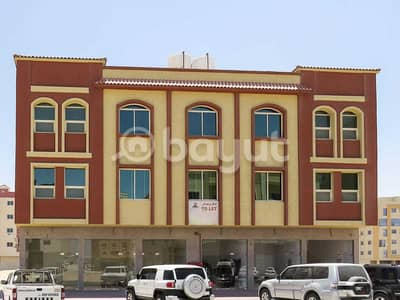 Building for Sale in Ajman Industrial, Ajman - New building for sale, residential, commercial, great location behind the c