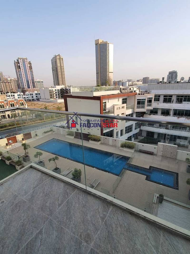 13 FURNISHED UNIT | POOL VIEW STUDIO | WITH HIGH 9% ROI