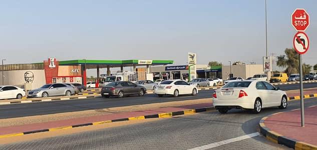 Plot for Sale in Al Tallah 2, Ajman - Sheikh Ammar Road Plot for Sale near Saudi German Hospital, Ajman