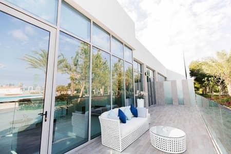 3 Bedroom Apartment for Sale in Mohammed Bin Rashid City, Dubai - Ground Floor-Big Unit | On the Lagoon | 3 Bed+Maid