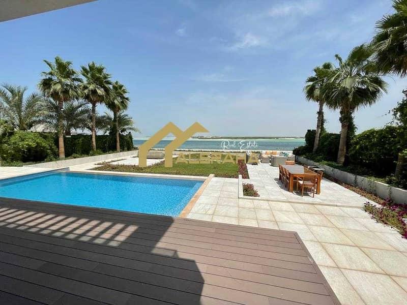 2 For sale villa in (Saadiyat Island - HIDD Al Saadiyat) Type 5A