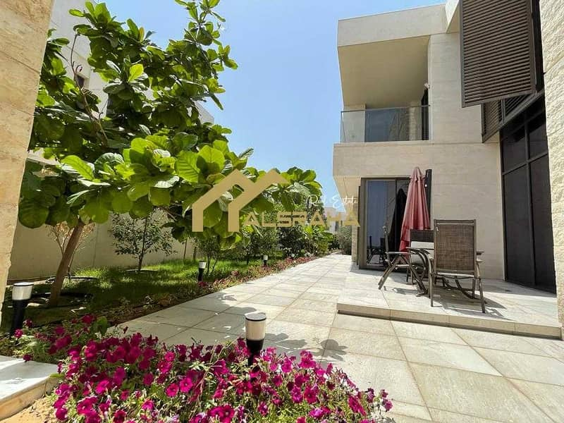 15 For sale villa in (Saadiyat Island - HIDD Al Saadiyat) Type 5A