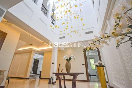 6 Bedroom Villa for Sale in Al Barari, Dubai - Large Plot | Offered Vacant on Transfer | Upgraded