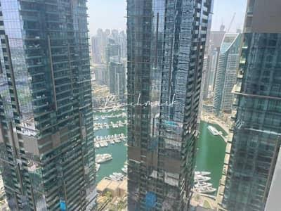 شقة 2 غرفة نوم للايجار في دبي مارينا، دبي - AMAZING VIEW | FREE CHILLER | HIGH FLOOR