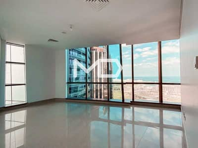 1 Bedroom Apartment for Rent in Corniche Road, Abu Dhabi - No Commission   Available to move in   Prime Location