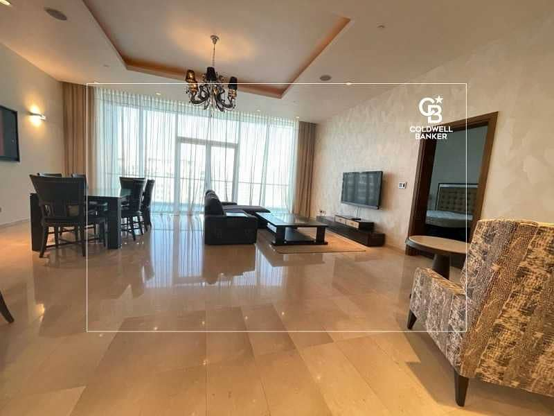 24 Vacant  Sea View High Floor Furnished apt