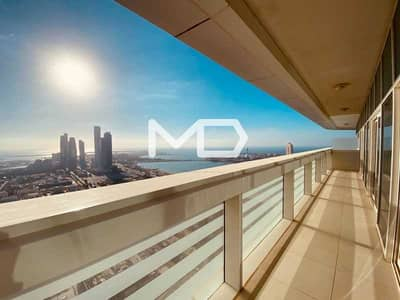 3 Bedroom Flat for Rent in Al Khalidiyah, Abu Dhabi - Large Layout | No Commission Fee | Prime Location