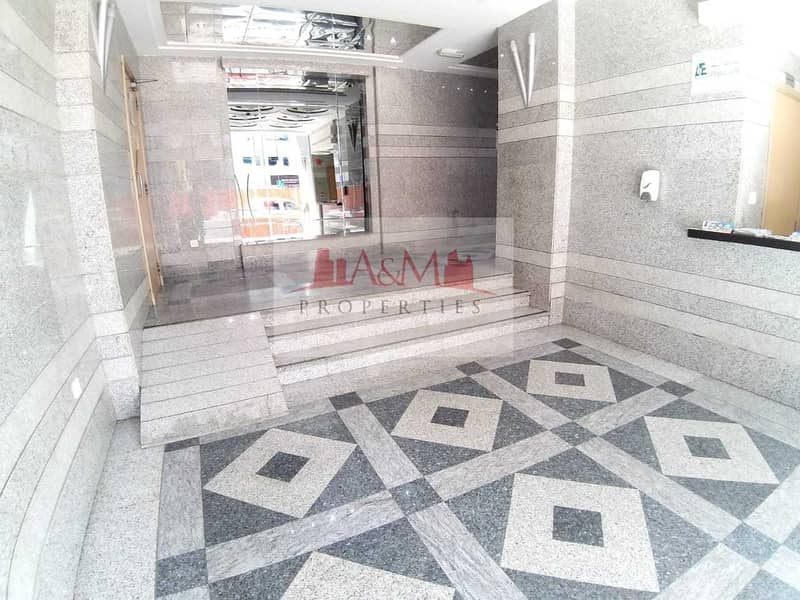 NO COMMISION . : One Bedroom Apartment with wardrobes for AED  45