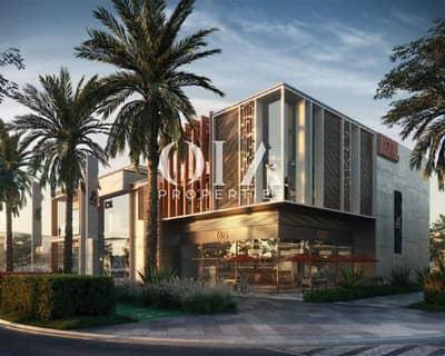 ارض سكنية  للبيع في جزيرة السعديات، أبوظبي - ارض سكنية في سعديات رزيرف جزيرة السعديات 2300000 درهم - 5366630