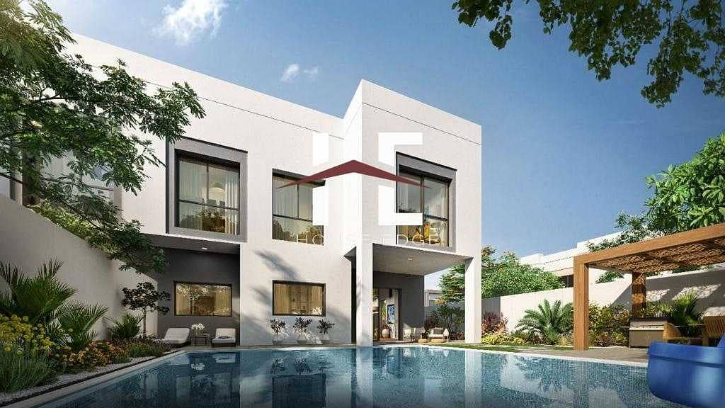 Luxurious  Villa   No Commission   Best to Invest   Modern Amenities