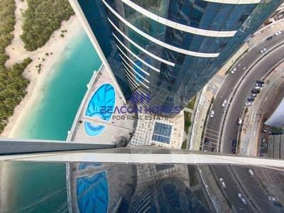 1 Bedroom Flat for Rent in Al Reem Island, Abu Dhabi - ⚡Abundant and Spacious 1 BR W/Sea View⚡