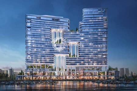 4 Bedroom Flat for Sale in Business Bay, Dubai - Furnished | Hotel living | water front| Luxury