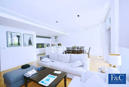 فلیٹ 2 غرفة نوم للبيع في جزيرة بلوواترز، دبي - Large & Cozy 2BR | Garden & Sea View| Tenanted