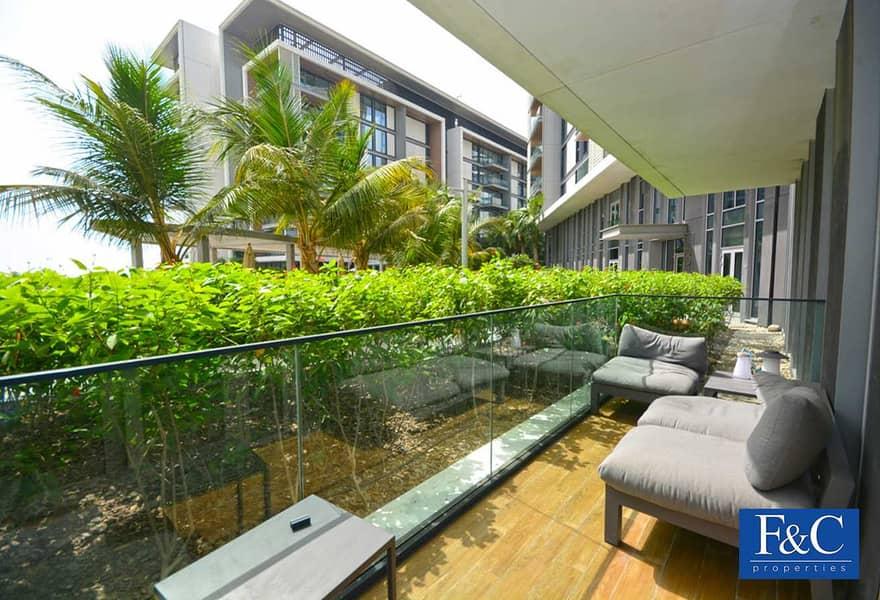 10 Large & Cozy 2BR | Garden & Sea View| Tenanted