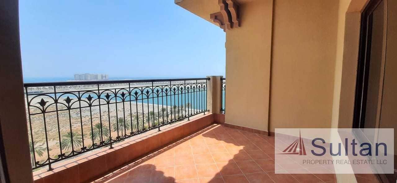 2 Sea View 1 BR in Marjan Island Resort SPA