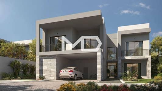 فیلا 5 غرف نوم للبيع في جزيرة ياس، أبوظبي - 2% Discount   No Commission   5BR Golf Front Villa