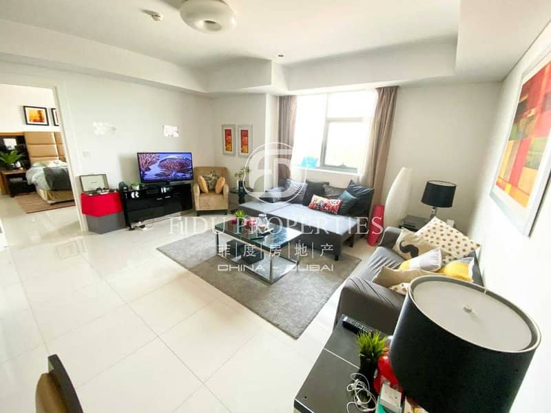 Vacant | Fully Furnished | With Good Amenities