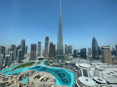 1 Bedroom Apartment for Sale in Downtown Dubai, Dubai - Stunning Full BK & Fountain View in Lake Hotel