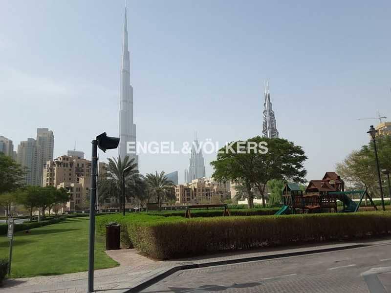 Best Investment 2 Bedroom | Full Burj Khalifa View