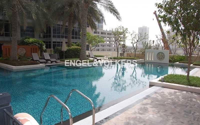 15 Best Investment 2 Bedroom | Full Burj Khalifa View