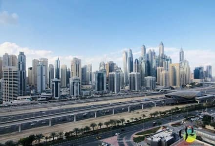3 Bedroom Apartment for Sale in Jumeirah Lake Towers (JLT), Dubai - 3Beds+Maids ~ Mid Floor ~ Near to Park&Metro