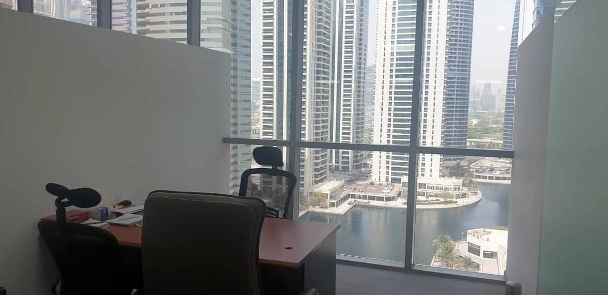 2 TIFFANY FITTED OFFICE NICE VIEW 950K ONLY