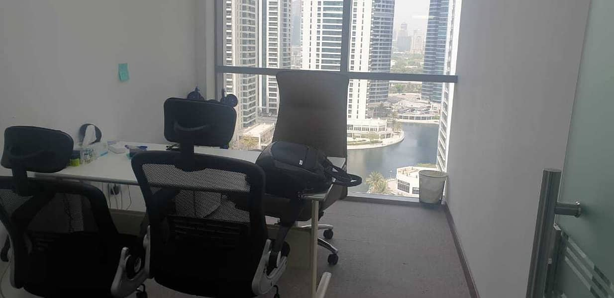 10 TIFFANY FITTED OFFICE NICE VIEW 950K ONLY