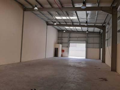 مستودع  للايجار في المنطقة الصناعية، الشارقة - مخازن كبيرة للإيجار في المنطقة الصناعية 18 ، تصلح لأغراض التخزين